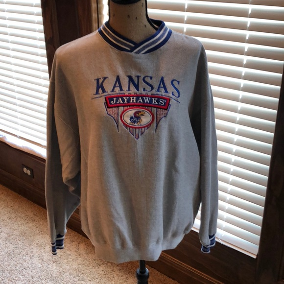 70 Off Midwest Embroidery Other Midwest Embroidery Ku Sweatshirt